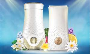 (GzG Couponplatz) GLADE touch & fresh® Halter / electric scented oil Starter-Sets
