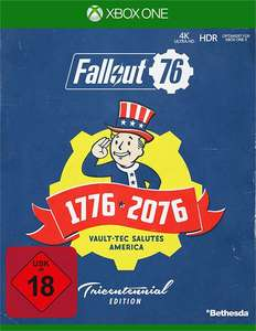 (Xbox One) Fallout 76 - Tricentennial Edition (GameStop Warehouse)