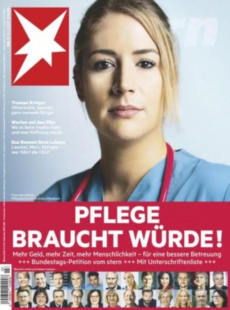 Stern Abo (52 Ausgaben) für 265,40 € mit 215 € BestChoice-Gutschein/ 220 € Otto-Gutschein (Kein Werber nötig)