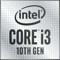 Intel Prozessor Core i3-10300 Tray (Sockel 1200, 65W TDP, UHD Grafik 630, 3.7 GHz, 4 Kerne, 8 Threads, 8 MB Cache-Speicher) [ALTERNATE]