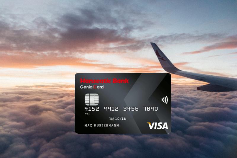 [Spartanien] Hanseatic Genialcard (kostenlose Kreditkarte) für 20 Euro Spartanien + 30 Euro Gutschrift nach 3 Einsätzen