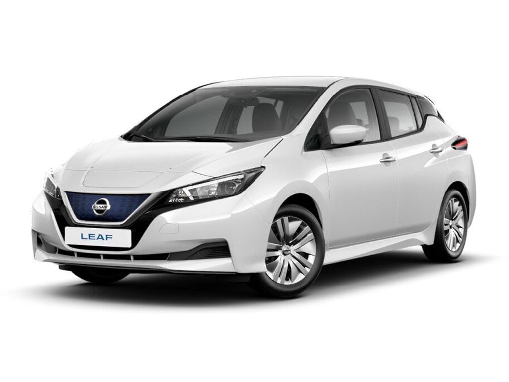 Nissan Leaf - Leasing - Privat - Gewerbe - ADAC-Mitglieder - BAFA