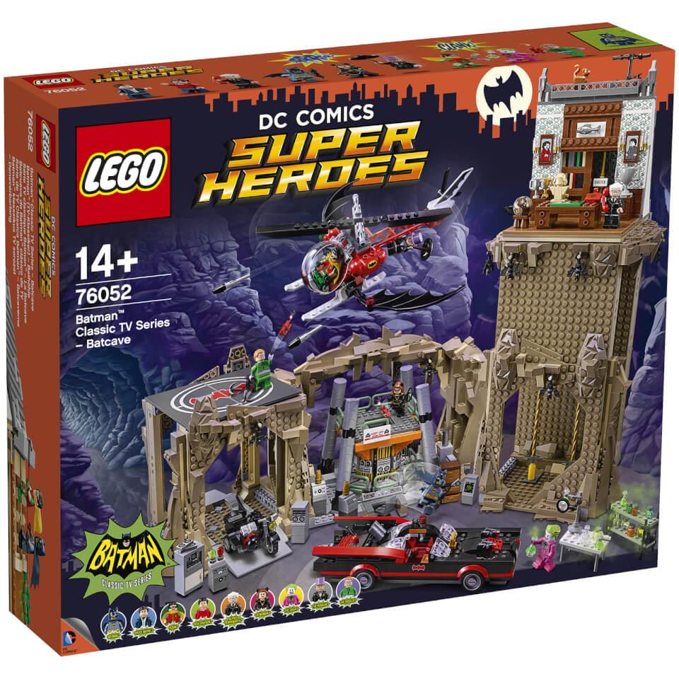 LEGO Super Heroes: Batman™ (TV-Klassiker) – Bathöhle (76052)