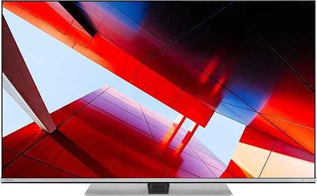 Toshiba 43UL6B63DG LED-Fernseher (43 Zoll, 4K Ultra HD, Smart-TV, HDR10, Dolby Atmos) + Gratis 6 Monate HD+ im Wert von 34,50€