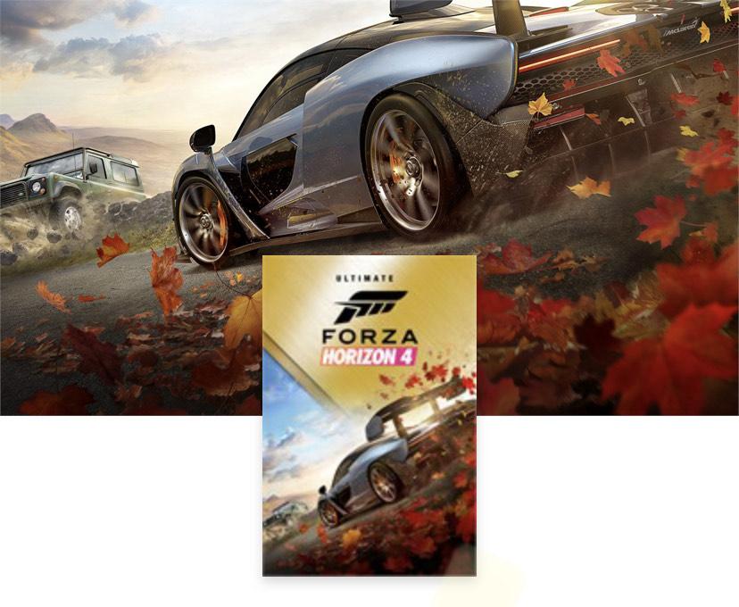 Forza Horizon 4 – Ultimate-Add-Ons-Bundle PC Xbox