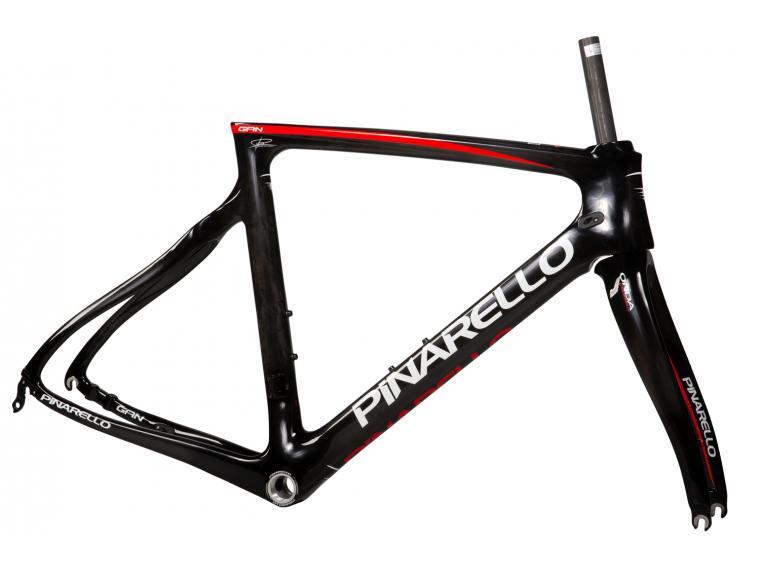 Pinarello Gan Disc Rennrad Rahmen RH53 und RH54