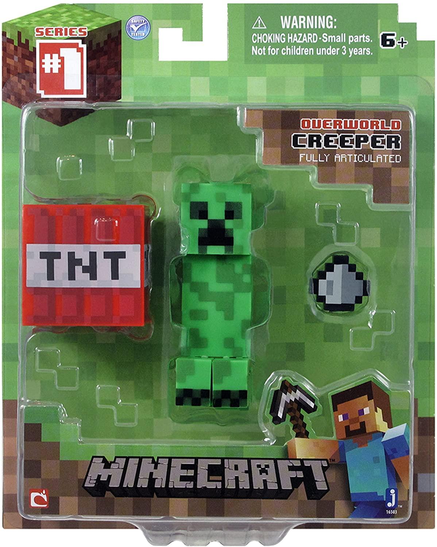 [Thalia]Sammelfigur Minecraft / Creeper