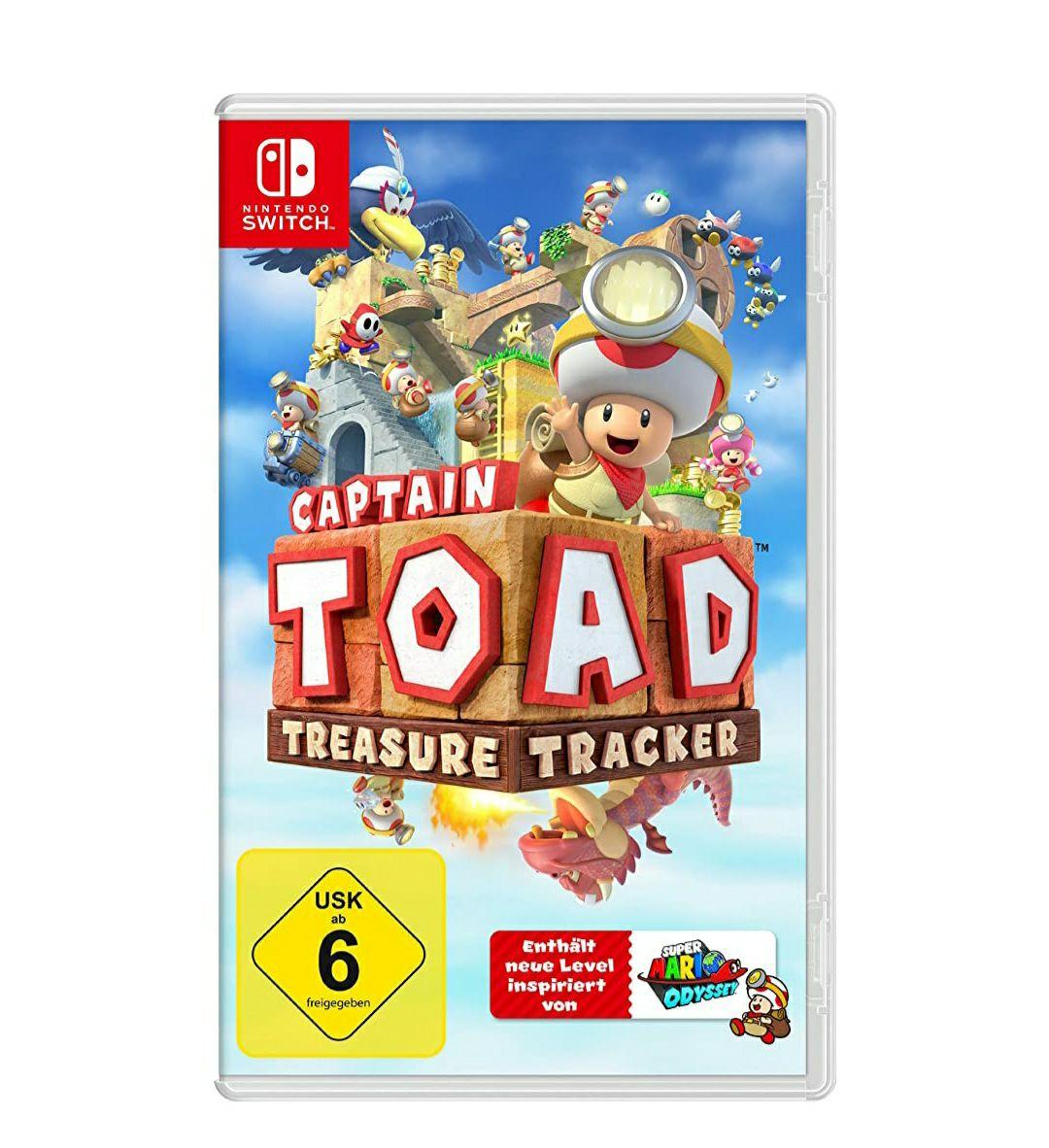 [Lidl Online] Nintendo Captain Toad: Treasure Tracker (Nintendo Switch), 1- 2 Spieler