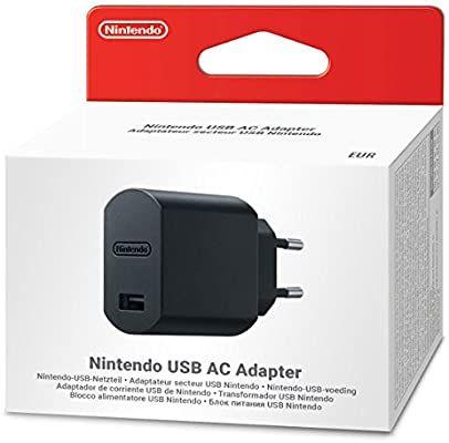 Nintendo Classic Mini: USB AC Adapter [Prime & LIDL]