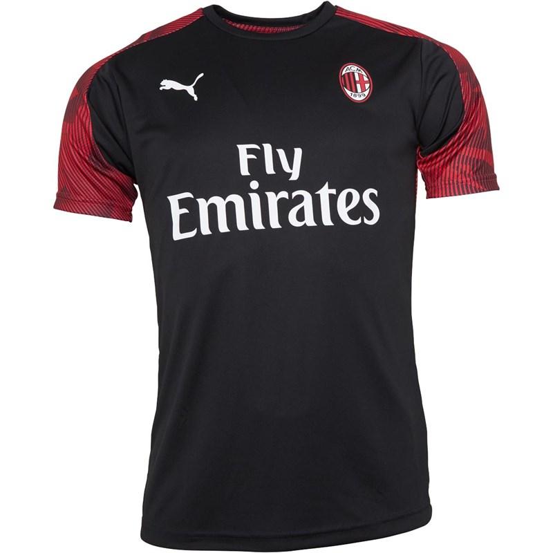 Puma Herren ACM AC Milan Fußball Trikots 7 verschiedene Varianten ab 16,95€