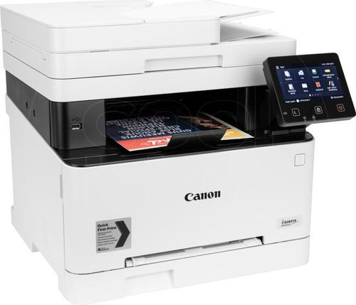 (Coolblue) Canon i-Sensys MF645Cx Multifunktionsdrucker Laserdrucker 4in1 Drucker