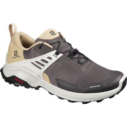 Wanderschuhe: Salomon X Raise Contragrip Schuhe
