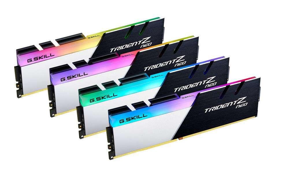 Gskill DDR4 3000 32GB C16 Trident Z Neo K4