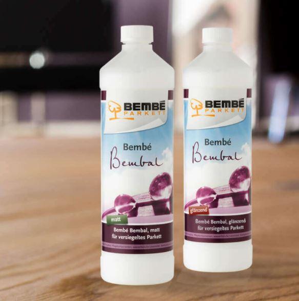 15 % bei Bembé Parkett auf Pflege- und Reinigungsmittel