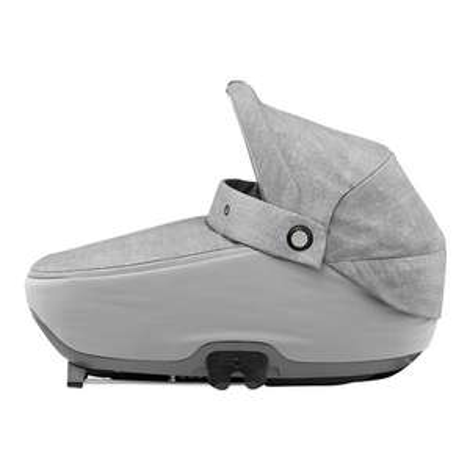 Maxi-Cosi Jade Kinderwagenaufsatz Nomad Grey
