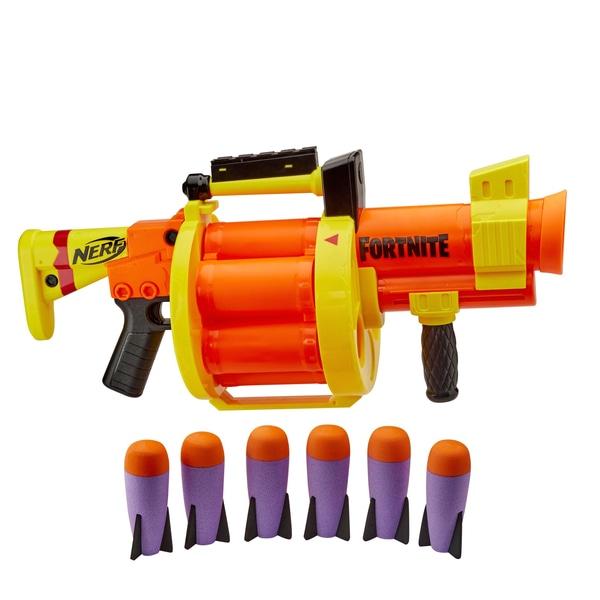 Nerf Fortnite GL Raketen Blaster (Smyths Toys/Amazon)