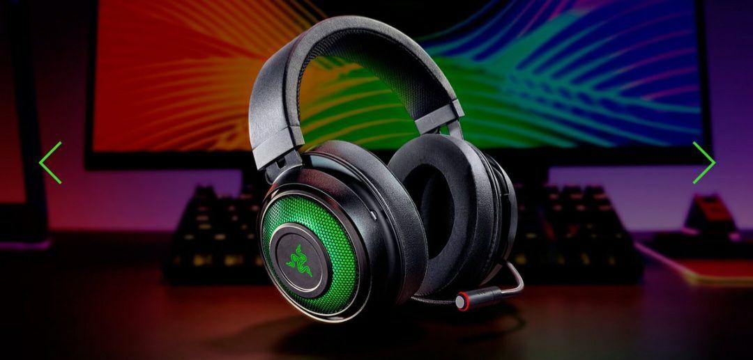 [Razerstore] Razer Kraken Ultimate Gaming Headset