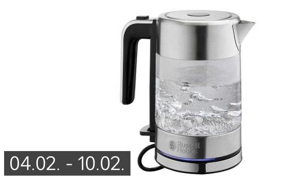 RUSSELL HOBBS Mini-Glas-Wasserkocher