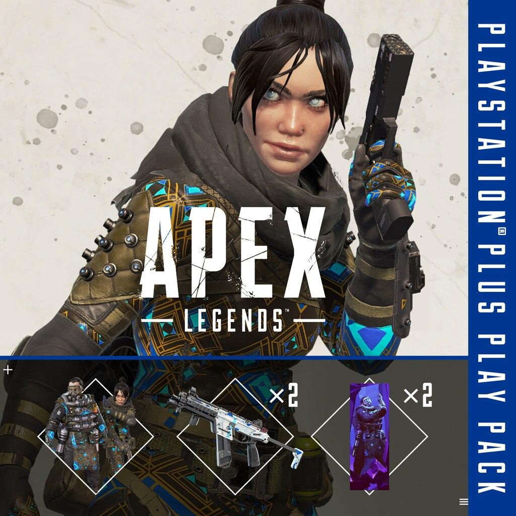 (PS4) Apex Legends™: PS+ Pack Februar (Playstation Plus)