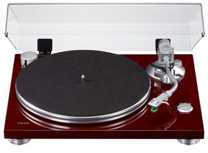 TEAC TN-3B Plattenspieler mit Riemenantrieb, Cherry für 352,99 Euro [ELEONTO]