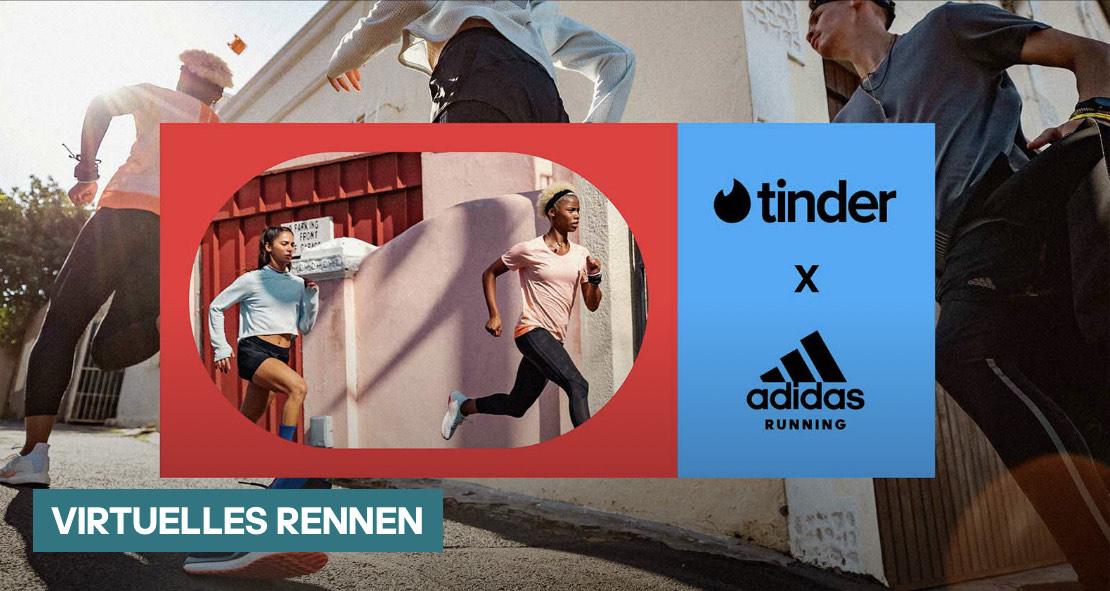 1 Monat Tinder Gold Gratis für 7 KM Laufen