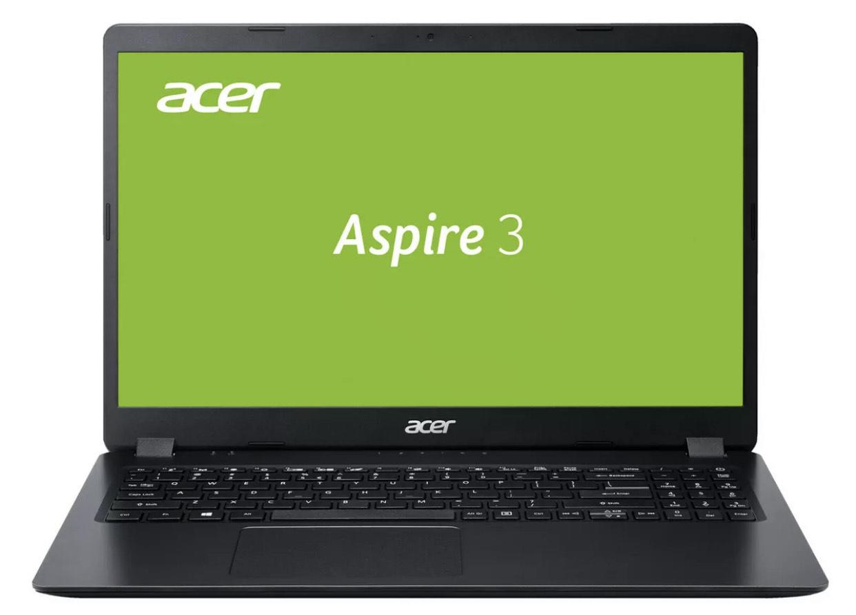 ACER Aspire 3 Notebook mit 15,6 Zoll Display 1.920 x 1.080, Ryzen 7 3700U, 16 GB RAM, 512 GB SSD, Radeon RX Vega 10 Grafik