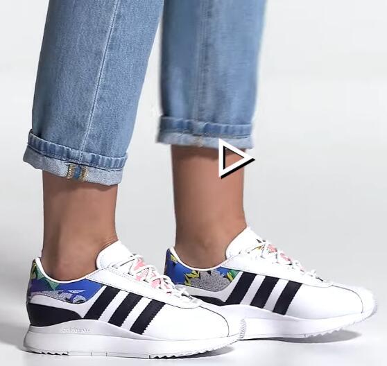Adidas SL Andridge Damen Sneaker für 28,48€ (hvv)