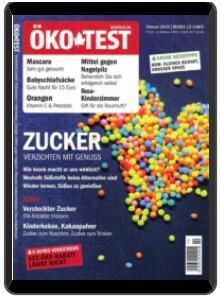 Öko-Test Digitalabo (12 Ausgaben) für 0,99 € // Keine Kündigung notwendig: das Abo endet automatisch