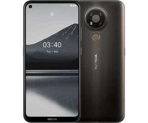 Nokia 3.4 Smartphone 64GB charcoal grey Dual-SIM Android 10.0 mit Android One [Mediamarkt]
