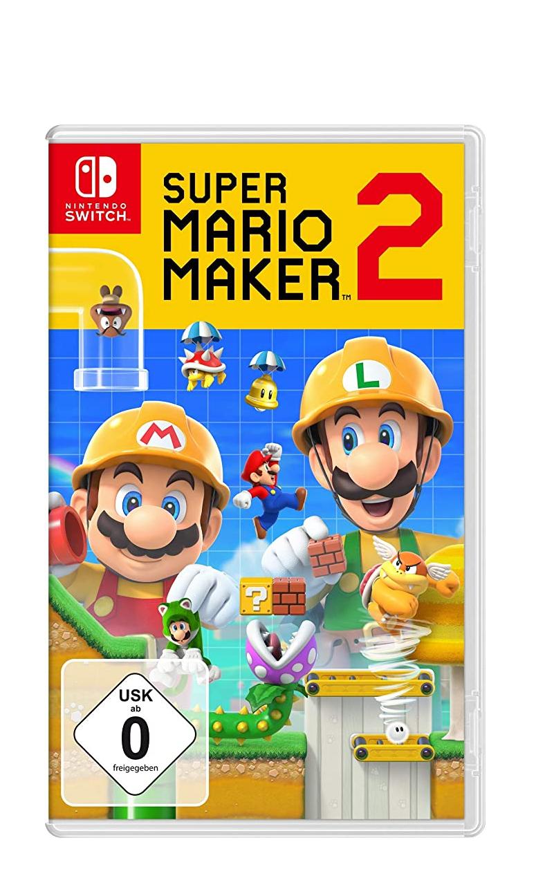 Super Mario Maker 2 - Standard Edition [Nintendo Switch] Amazon