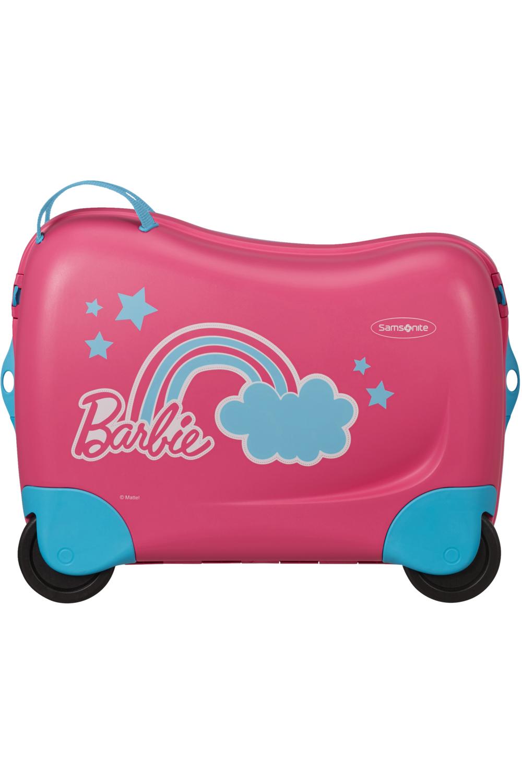 Samsonite DREAM RIDER Trolley mit 4 Rollen Barbie ( gratis Versand)