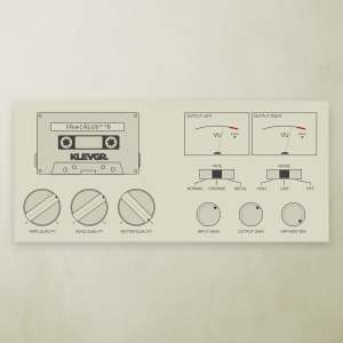 VST / AU - Klevgränd DAW Cassette FREE - ONLY FOCUSRITE INTERFACE USERS!!!