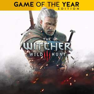 The Witcher 3: Wild Hunt - Game of the Year Edition (GOG/Epic/HumbleBundle/Steam - 3,33€ via RUS)