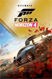 Bundle Forza Horizon 4 – Ultimate Add Ons für Xbox One - Series X S & PC Windows 10 [DE Microsoft Store - 19,99€ & Brazil - 12,24€]