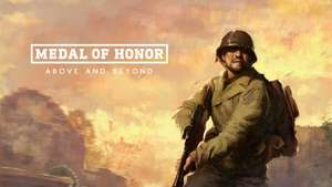 [Oculus Rift] Medal of Honor™: Above and Beyond