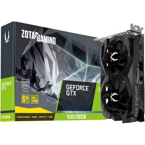 GeForce GTX1660 SUPER 6 GB GDDR6