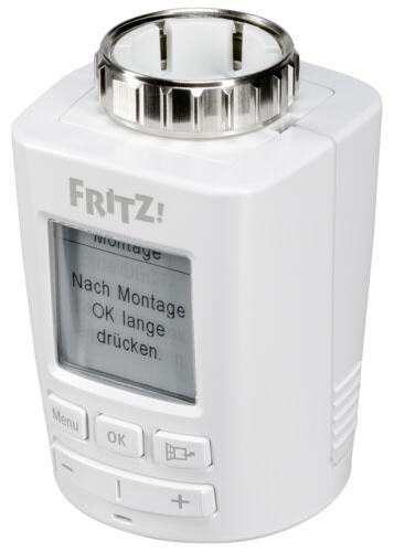 AVM Fritz! Dect 301 Heizkörperregler (Maingau Kunden only!)