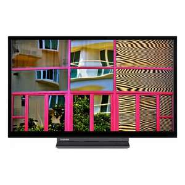 Smart TV Toshiba 24WL3C63DG 24 Zoll HD Ready LED WiFi