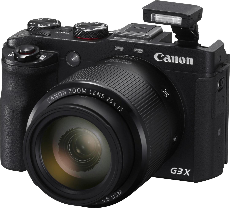 Canon PowerShot G3 X Kompaktkamera