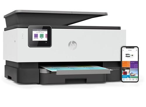 [Corporate Benefits] HP OfficeJet Pro 9012 4-in-One-Drucker (grau) inkl. 6 Instant Ink Probemonate
