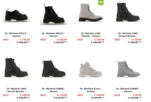 Dr. Martens bei Sidestep fast alle Styles im SALE!