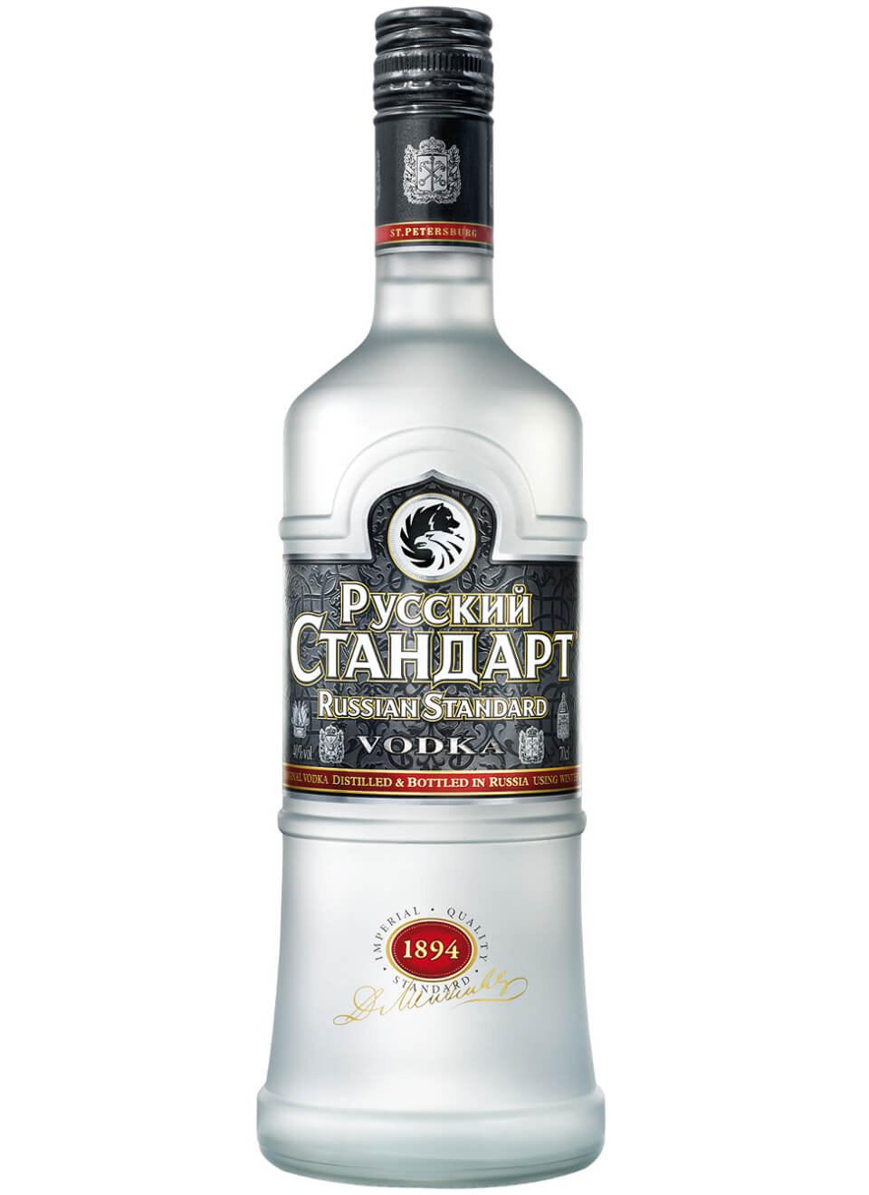 [Filiale NORMA] 1,5 l RUSSIAN STANDARD VODKA