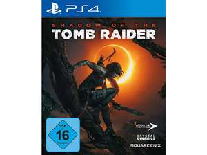 Shadow of the Tomb Raider Standard Edition bei Saturn