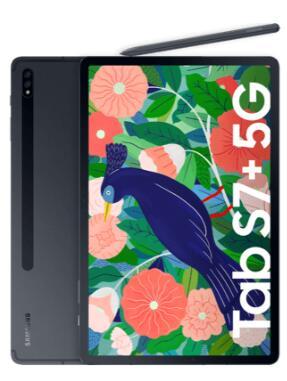 Samsung Galaxy Tab S7+ 5G 256GB im O2 Free Unlimited Max für 1€ einmalig und 59,99€ monatlich + 240€ Cashback + 1 Jahr Netflix