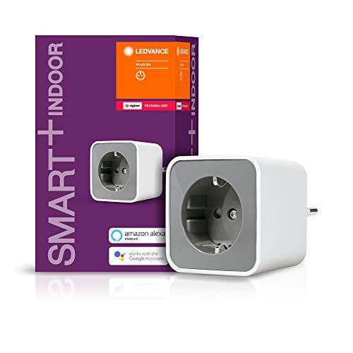 LedVance (ehem. OSRAM) Smart+ Plug Steckdose ( ZigBee schaltbare Steckdose, für die Lichtsteuerung in Ihrem Smart Home )