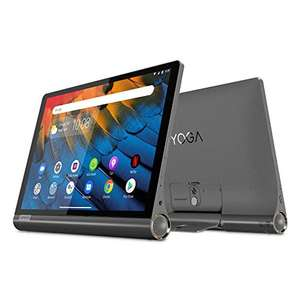 Lenovo Yoga Smart Tab 25,5 cm (10,1 Zoll, 1920x1200, Full HD, WideView, Touch) Tablet-PC (Octa-Core, 4GB RAM, 64GB eMCP, Wi-Fi, Android 9)