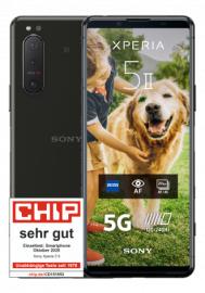 Sony Xperia 5 ii im Telekom Congstar (8GB LTE, Allnet/SMS, VoLTE/VoWiFi) mtl. 22€ einm. 203,99€ | Wechsel in den S = 506,99€