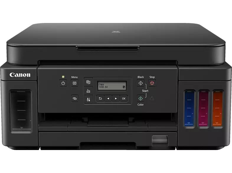 CANON PIXMA G6050 Tintenstrahl Multifunktionsdrucker WLAN Netzwerkfähig [Bestpreis]