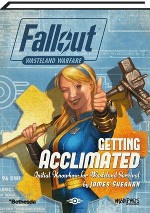 Humble Bundle : Fallout RPG & 3D Miniatures (Tabletop)