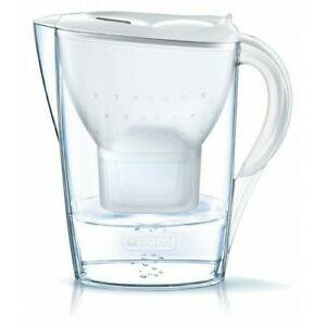 BRITA Marella Cool white Maxtra+ Wasserfilter 2,4 Liter inkl. Wasserfilter-Kartusche für 12,99€ inkl. Versandkosten